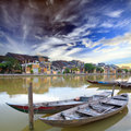 Hoi An. Vietnam Royalty Free Stock Photo