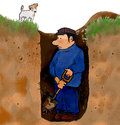 Hole digger