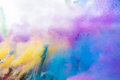Holi festival of colours india a high resolution image Royalty Free Stock Images