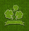 Holiday background for St. Patricks Day Stock Photo