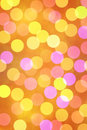 Holiday bokeh background bright abstract Royalty Free Stock Photography