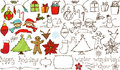 Holiday Cheer Hand Drawn Collection