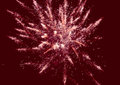 Holiday fireworks background abstract magenta Stock Photography