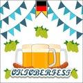 The holiday Oktoberfest