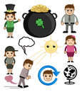 Holiday and People Activity Vector Illustration