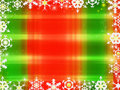 Holiday Plaid Royalty Free Stock Photo