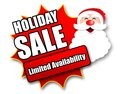 Holiday Season Promotional Sticker