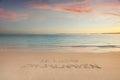 Holiday Shoelhaven South Coast Australia Royalty Free Stock Photo