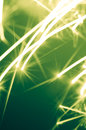 Holiday sparkler Royalty Free Stock Photo