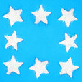 Holiday stars, background Royalty Free Stock Image