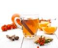 Holiday Tea Royalty Free Stock Image