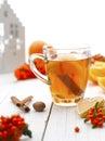 Holiday Tea Stock Photography