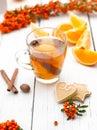 Holiday Tea Stock Image