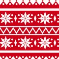 Holiday traditional ethnic geometric seamless pattern. Vector illustration