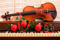 Holiday Violin and Piano