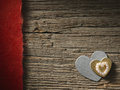 Holidays card with heart as a symbol of love valentines day Royalty Free Stock Images