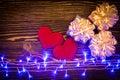 Holidays Light Background