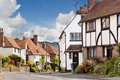 Hollingbourne street Royalty Free Stock Image