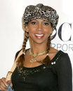 Holly robinson peete cbs tv tca party wind tunnel pasadena ca january Royalty Free Stock Photography