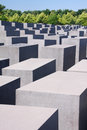 Holocaust memorial Royalty Free Stock Images
