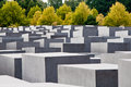 Holocaust Memorial, Berlin, Germany. Stock Images
