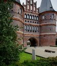 Holstentor Gate Royalty Free Stock Photos