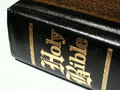 Holy Bible Royalty Free Stock Photography