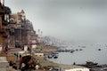 Holy City of India Royalty Free Stock Photo