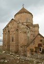 Holy cross van lake the armenian cathedral church of the in akdamar island turkey Stock Photos