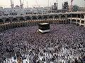 The Holy Kaaba, Makkah, Saudi Arabia