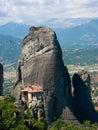The Holy Monastery of Rousanou Royalty Free Stock Photo