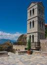The Holy Monastery of Varlaam Royalty Free Stock Photo