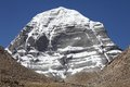 Holy Mount Kailash Royalty Free Stock Photos