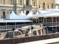 Holy Shroud of Turin Royalty Free Stock Photo