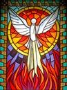 Holy Spirit Royalty Free Stock Photo