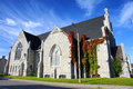Holy trinity baptist church kingston ontario canada th century historic heritage building Royalty Free Stock Photography