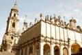 Holy Trinity Cathedral, Addis Ababa, Ethiopia Royalty Free Stock Photo