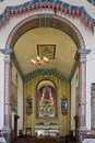 Holy Trinity Church in Tiradentes Brazil Royalty Free Stock Photography