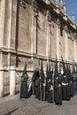Holy Week in Seville Nazarenes