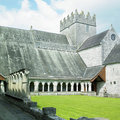 Holycross Abbey Royalty Free Stock Images