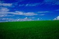 Holyland series plain of manasseh ramot manasseh empty field with cloudy skis the known also as is a geographical region in Royalty Free Stock Image