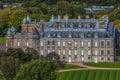 Holyrood Palace Royalty Free Stock Photo