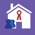 Home Award Royalty Free Stock Photo