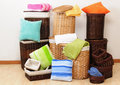 Home decoration objects. Royalty Free Stock Images