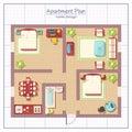 Home Design Illustration