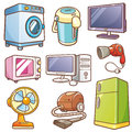 Home electronics Royalty Free Stock Photo