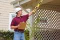Inspektor dům budova opravit dodavatel