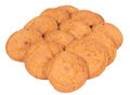 Home made fresh biscuits Royalty Free Stock Images