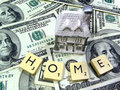 Home money Stock Images