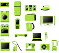 Home related electronics Royalty Free Stock Photos